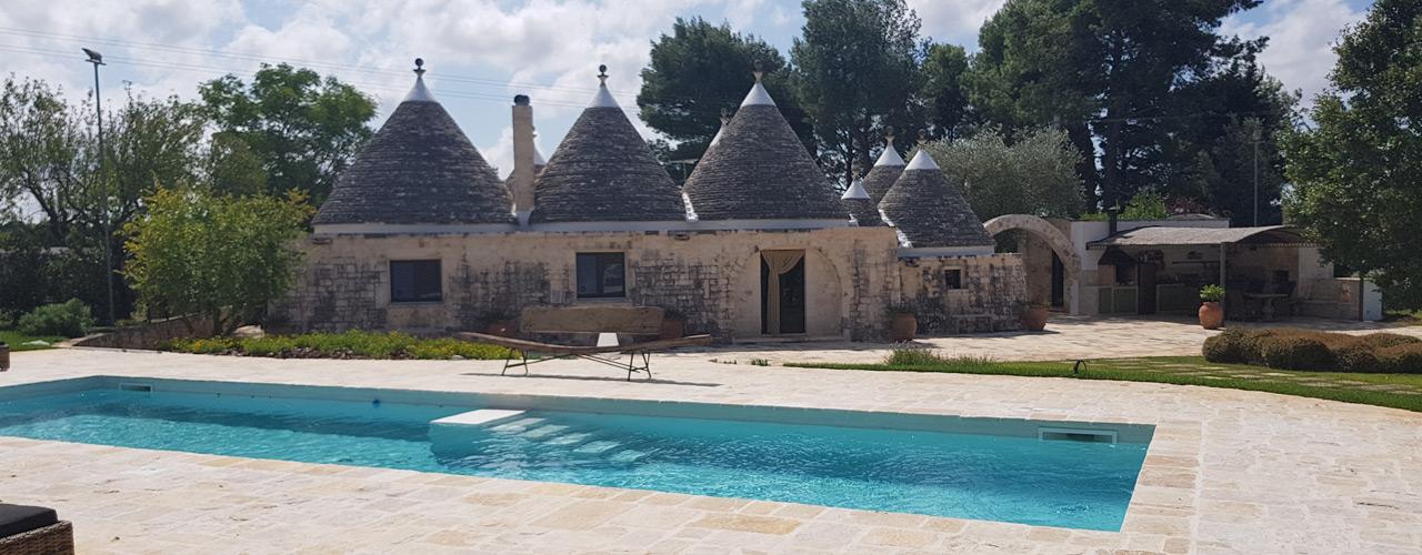 Realizzazione piscina Ostuni